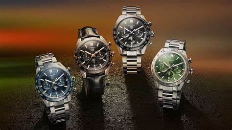 TAG Heuer Brings The Heuer 02 Movement To New Standard