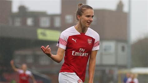Vivianne Miedema named Women's Player of the Year | News