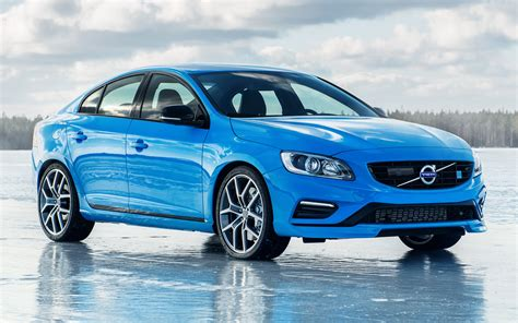 2014 Volvo S60 Polestar - Wallpapers and HD Images   Car Pixel