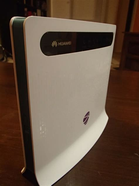 Huawei B593-12 gateway mobile router with wifi 4G LTE