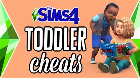 Sims 4 Toddler Cheats | Toddler Skills Cheat (Updated) 2020