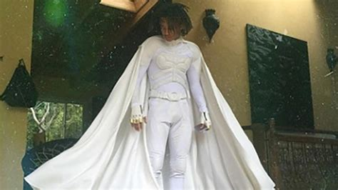 Jaden Smith Actually Went to Prom Dressed As Batman