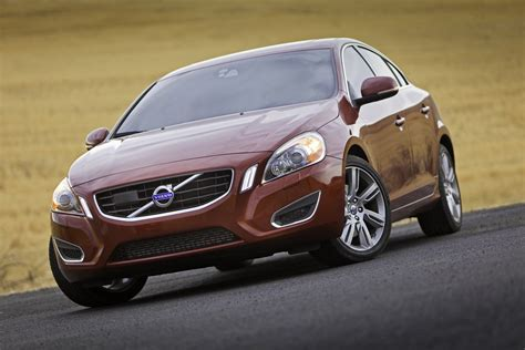 2012 Volvo S60 T5 Review - Top Speed