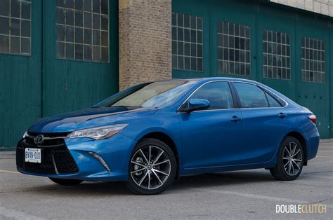 2017 Toyota Camry XSE V6 – DoubleClutch
