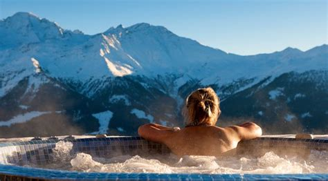 A Hot Tub with a View - OnTheSnow