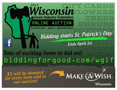 Wisconsin Green Industry Federation's 3rd Annual Online
