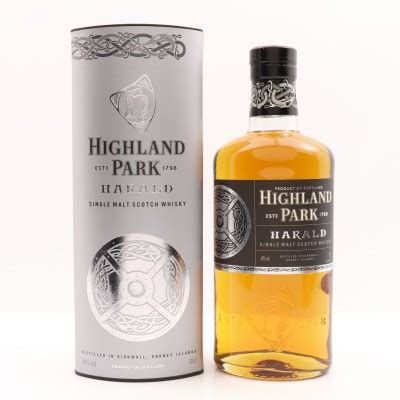 Scotch Whisky Auctions   The 113th Auction   Highland Park