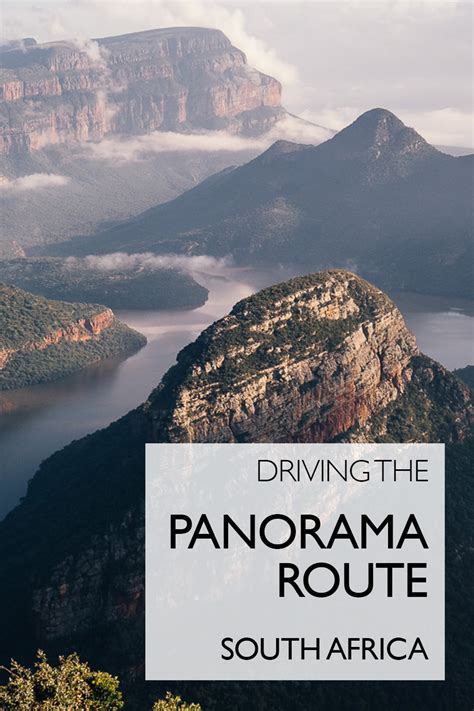 Things To Know Before Driving The Panorama Route In South
