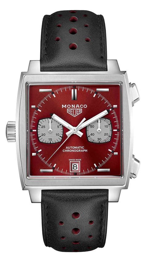 TAG Heuer Monaco 1979-1989 Limited Edition   WATCH REVIEW