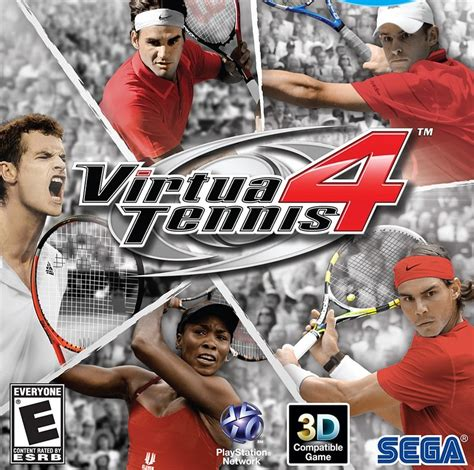 5 best tennis video-games of all time
