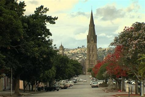 Pictures of Grahamstown, South Africa