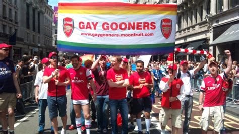 Gay Gooners | Arsenal in the Community | News | Arsenal